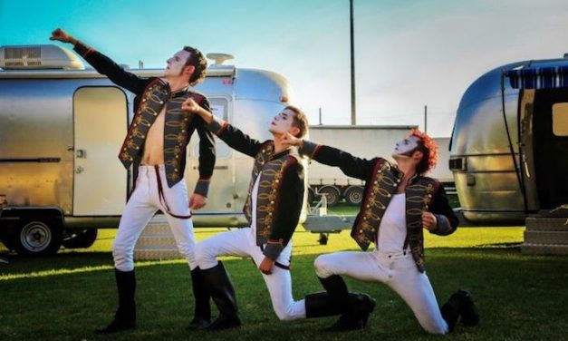 Les Troubadours à la rue : The Goaties sortent un nouvel EP à l'automne
