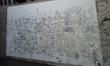 Expo à la Maison des arts : ça déborde avec le HSH Crew