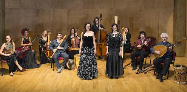 Concert à la chapelle Corneille : l'Amérique latine et ses mystères avec La Chimera