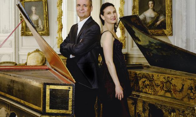 Concert des Musicales de Normandie :le clavecin en Apothéose