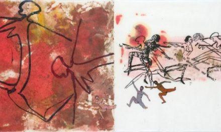 Le dessin s'affirme dans les collections du Frac Normandie Rouen