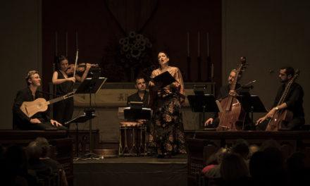 La musique baroque du Poème harmonique se marie au cirque de Mathurin Bolze