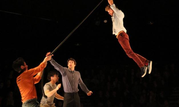 Cirque à Elbeuf : quatre frères de cœur dans une «Famille choisie»