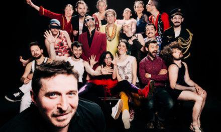 Concert au Trianon :la poésie de Loïc Lantoine en version orchestrale