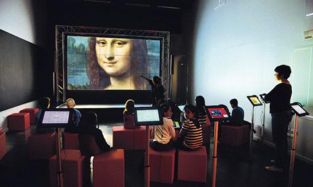 Le Tetris au Havre transformé en musée numérique