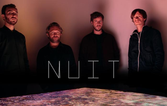 Concert au Tetris : N U I T, plus sombre