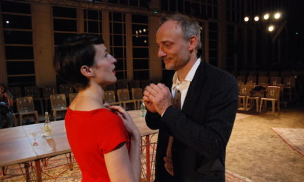 Frédéric Cherboeuf joue Astrov dans «Oncle Vania»