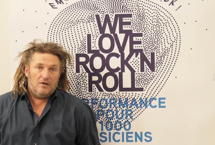 Le Tangram à Évreux loves rock'n roll