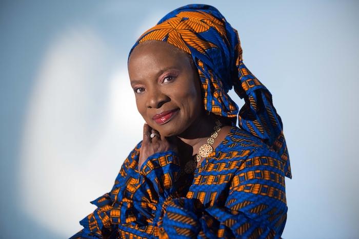 Angélique Kidjo au 106 : «La musique est une note d'espoir dans ce combat»