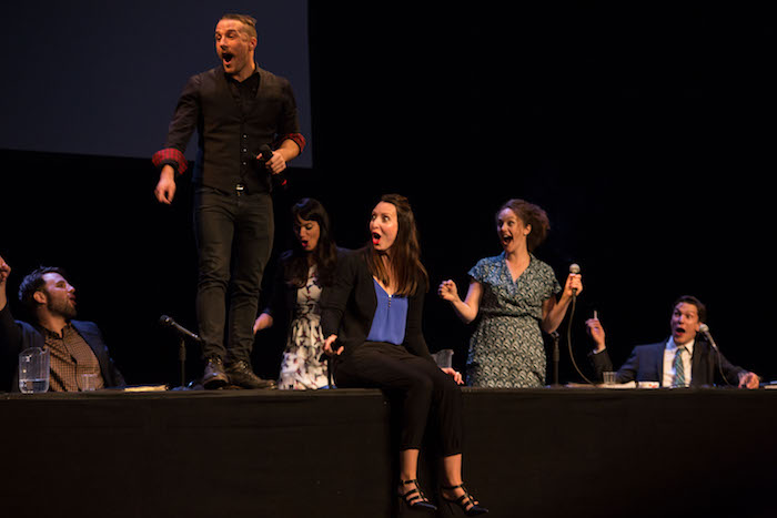 Alexandre Fecteau au Volcan : «Le théâtre est capable de susciter des élans»