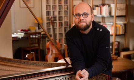 Pierre Gallon, seul au clavecin et avec Haydn