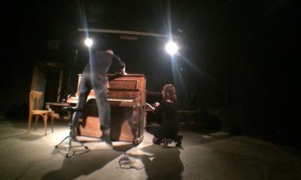 Sculpture musicale avec Sophie Agnel et Jérôme Noetinger