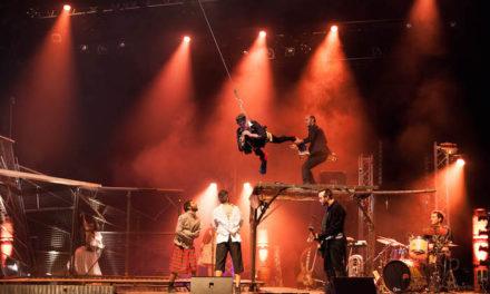 De la fièvre avec le Cirque inextrémiste
