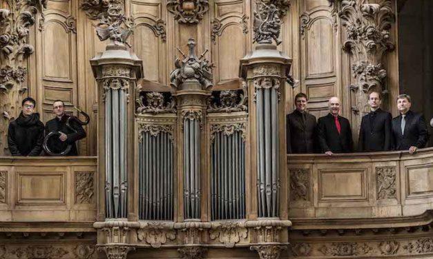 Les Meslanges chantent la «Messe pour le tems de Noël» de Corrette