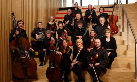 L'orchestre régional de Normandie accompagne Mickey Mouse