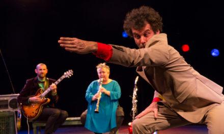 À toute allure avec le Tomassenko Trio