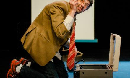 Théâtre au Volcan : Fabrice Adde fait son « 14 Juillet »