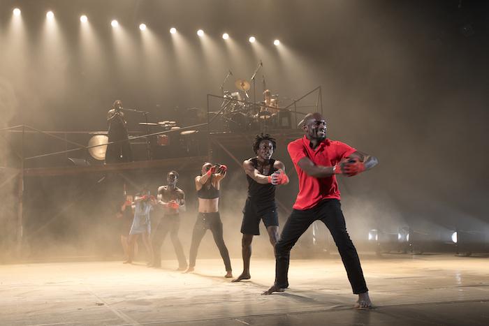 DeLaVallet Bidiefono au CDN : « Faire de la danse, c'est combattre deux fois »