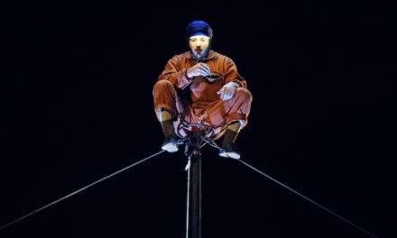 Pierre Maël fait « L'Impossible » au cirque-théâtre