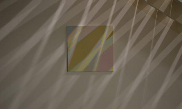 Bernard à la galerie Duchamp