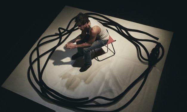 Maxime Mestre est « Interprète » à la corde volante