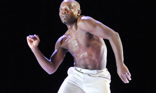 Bouba Landrille Tchouda : « La danse m'a permis de me rencontrer »