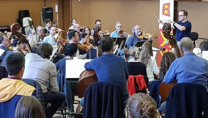 La Neuvième Symphonie de Beethoven à l'Opéra de Rouen Normandie