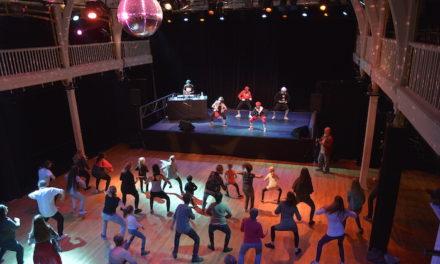 Un bal hip-hop pour clore la saison de L'Étincelle
