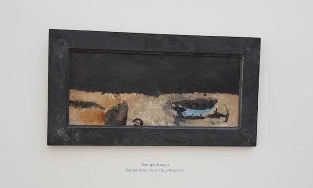 L'ultime œuvre de Braque dans les collections du MuMa au Havre