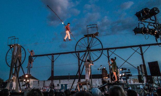 Des souvenirs sur le fil du Cirque Rouages