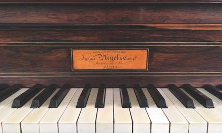 Le piano, c'est une longue histoire