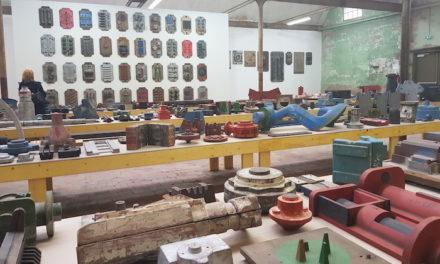 Une mémoire industrielle au Shed