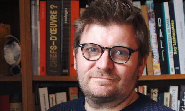 Une flânerie pour apprendre à écrire avec Sylvain Levey