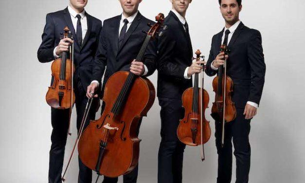 Le Quatuor Yako aux Musicales de Normandie