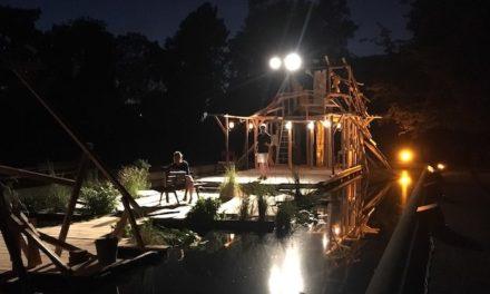 La BBC joue «Le Chandelier» de Musset au jardin des plantes