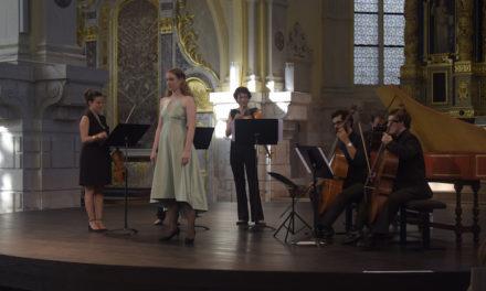 Bethany Horak-Hallett, lauréate du Concours Corneille 2019