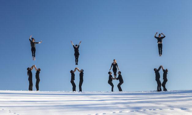 La compagnie XY crée « Möbius » au cirque-théâtre