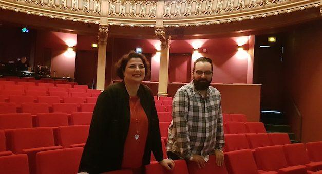 Valérie Baran : « Le Tangram sera ouvert pour créer, chercher, expérimenter »