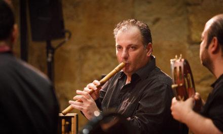 Moslem Rahal : « Il est facile de se rejoindre dans les musiques traditionnelles »