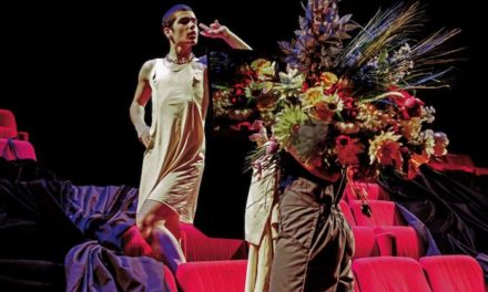 Dans «Les Bonnes», Andreas Goupil est Madame