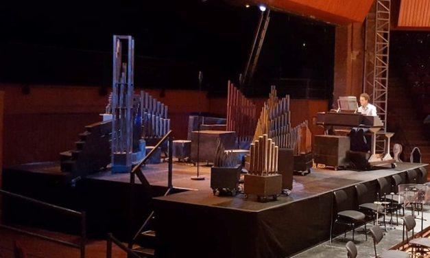 Avec Jean-Baptiste Monnnot, l'orgue devient nomade