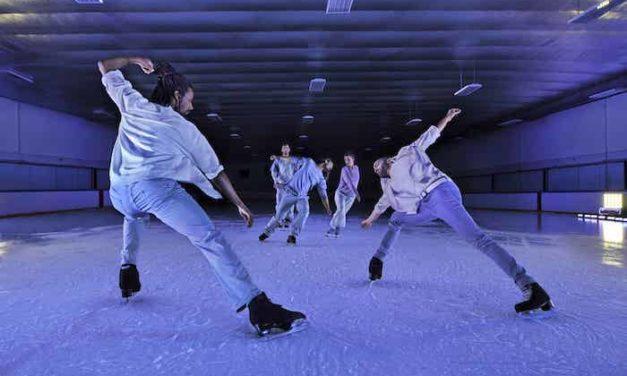 Cinq rebelles sur la glace