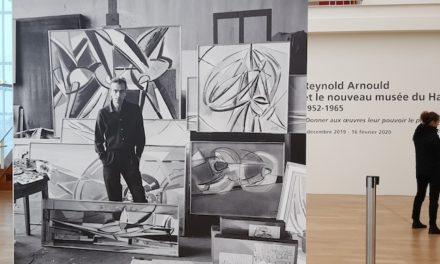 Reynold Arnould, conservateur et surtout peintre