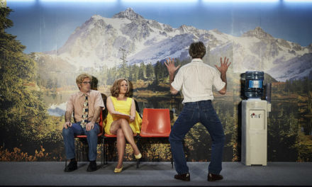 Anne-Laure Liégeois crée « Entreprise » au Volcan