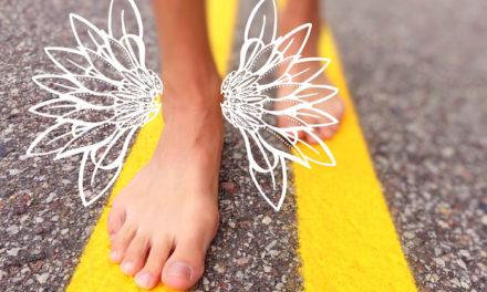 Pour se réconcilier avec ses pieds