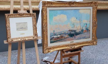 Deux cadeaux pour le musée des Beaux-Arts