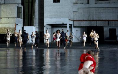Boris Charmatz : « chaque geste est un marqueur du temps »