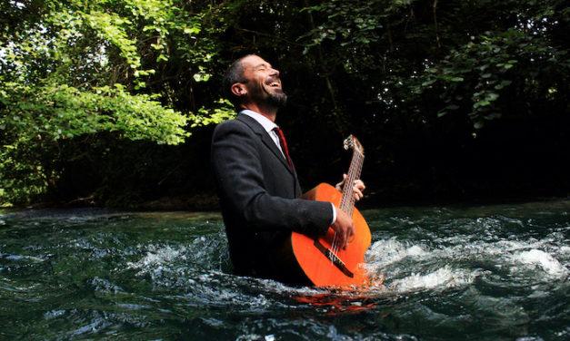 Mille ans d'Histoires de guitares avec Gaëdic Chambrier