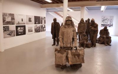 """En """"Ordre de dispersion"""" à la Galerie Duchamp"""