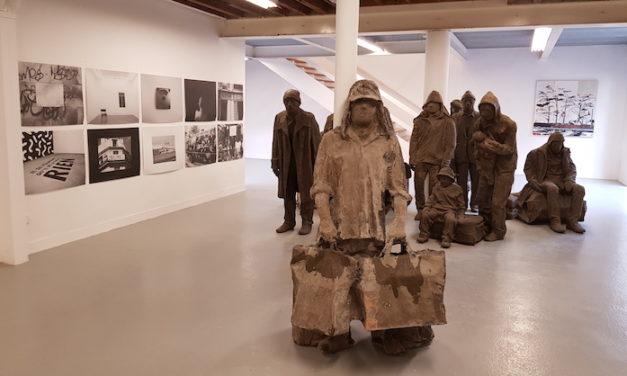 En «Ordre de dispersion» à la Galerie Duchamp